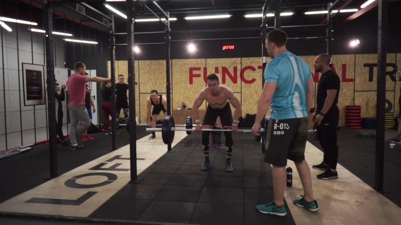 Loft Fitness - CrossFire заруба