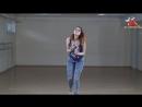 Маша Линицкая Арт энергетика Обезоружена 1 Полина Гагарина Симферополь урок 17 05 2018