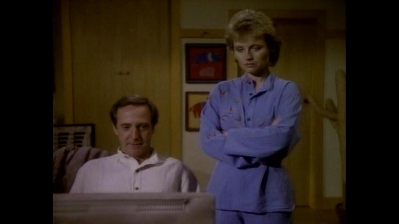 Сумеречная зона.6 сезон.17 серия.Часть 2(Фантастика.Триллер.1985-1986)