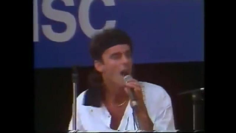 Джой 1986 год концерт в Вене Joy Valerie
