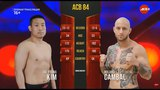 11. Roland Cambal vs Jae Young