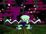 Spongebob: Squidward dancing scene