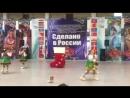 Победный танец Валенки бобровского ансамбля Лучики на конкурсе Сделано в России