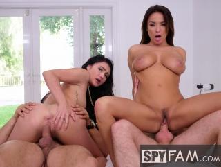 Familie porno orgie