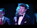 Тост Орловского из оперетты Летучая мышь.Вокальный коллектив Д.К им Тимирязева