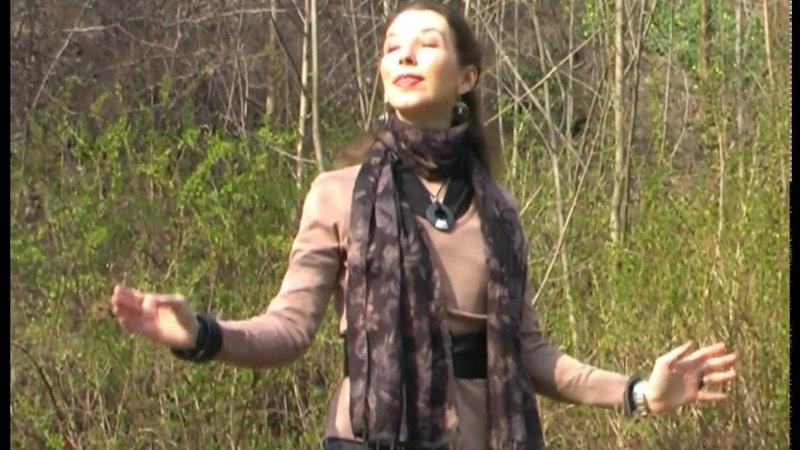 Відеопоезія: Весняність дихання Землі (автор Кася Ясна)