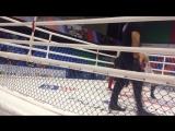 Сизов Валентин кубок Александра Невского 2 бой вес 62 кг