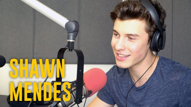 Shawn Mendes Talks To Jojo Wright About 'In My Blood,' Fan Conspiracies And More!