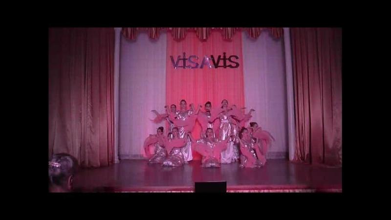 Видео 14 Отчетный концерт танцевальной студии VIS A VIS