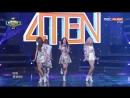 140910 4TEN - Tornado @ MBC Show! Champion
