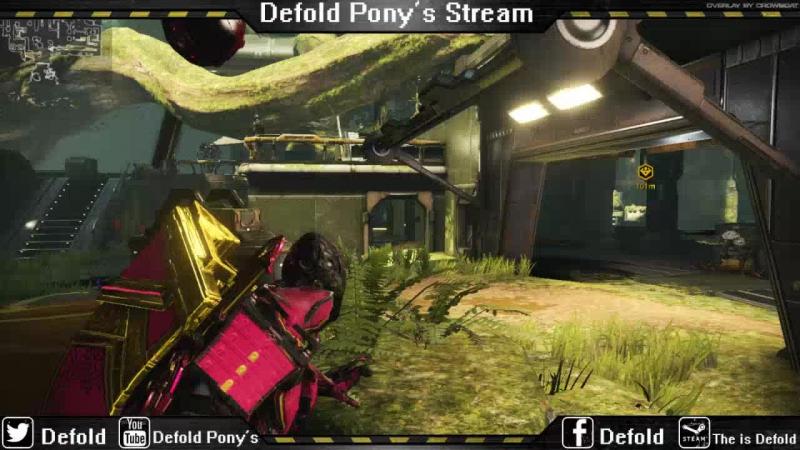 Цепи Харроу [Warframe]Defold Ponys Stream