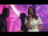 Lana Del Rey Scarborough Fair Simon &amp Garfunkel cover (Live @ Palacio Vistalegre LA To The Moon Tour)