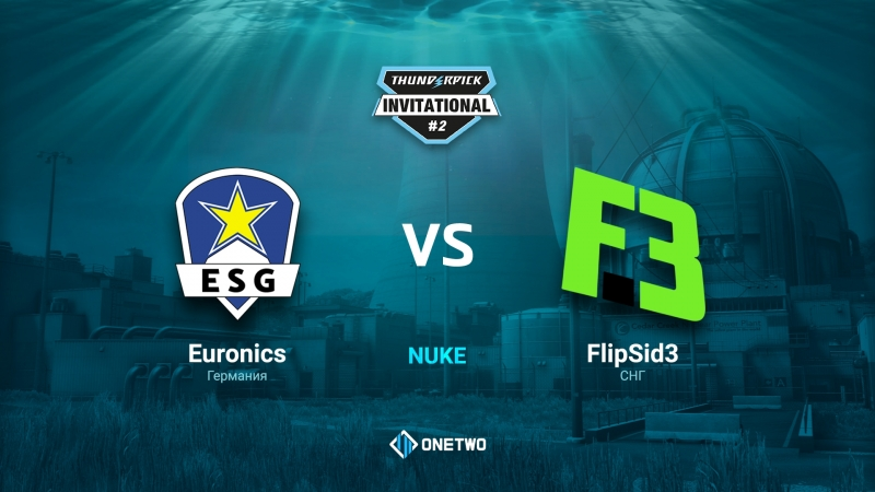 Thunderpick Invitational 2 EURONICS vs FlipSid3 BO1 by Afor1zm