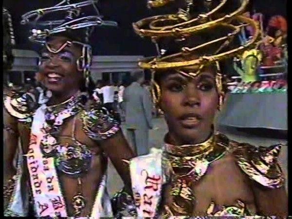 Mocidade Alegre 1997 Completo Globo