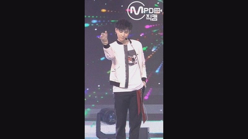 [MPD직캠] 갓세븐 제이비 직캠 'Look' (GOT7 JB FanCam) | @MCOUNTDOWN_2018.3.22