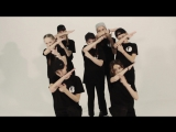 Wiz Khalifa - Black And Yellow | HIP-HOP Kids и Начинающие