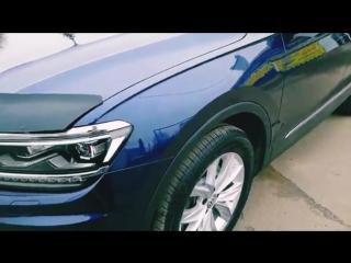 Volkswagen Tiguan + optimum gloss coat + Optimum Hyper Correction System