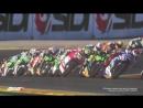 MotoGP15 - On screen Jerez, Mugello and Valencia circuits