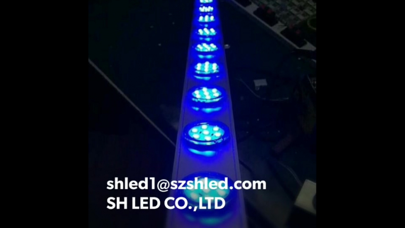 Factory LED Point light source dmx 50mm OEMODM Display