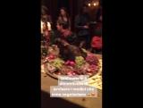 Дэниел на съёмочной площадке сериала «Медичи: Повелители Флоренции» в Формелло, Рим, Италия | 30.11.17