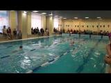 Когда на областных весь бассейн болел за Колю......)))))