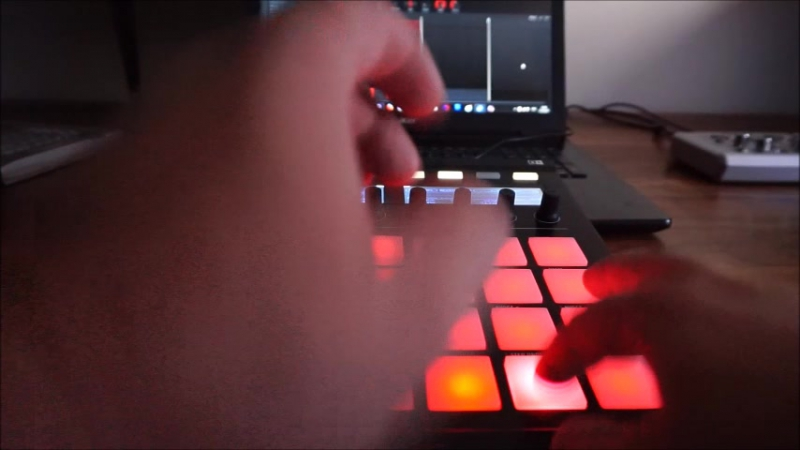 Electronica Perpeta (Gopkingz Fingerdrumming)