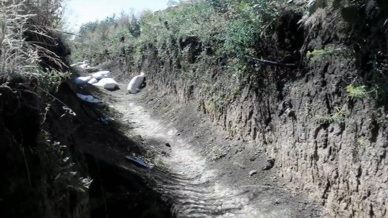 Начало войны. Путинская россия ведёт обстрел пограничников на КПП Должанский Луганск