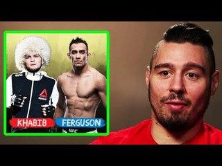 ШАНСЫ ТОНИ ФЕРГЮСОНА НА ПОБЕДУ НАД ХАБИБОМ! ДЭН ХАРДИ О СУПЕР БОЕ НА UFC 223! ifycs njyb athu.cjyf yf gj,tle yfl [f,b,jv! l'y [f