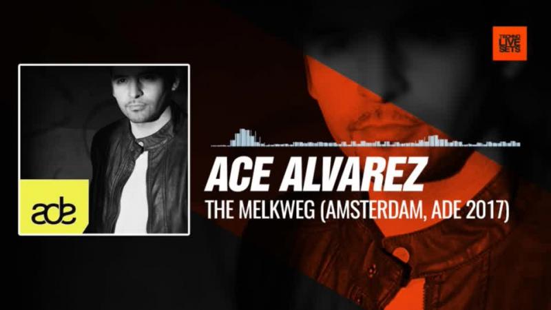 @AceAlvarezNYC The Melkweg Amsterdam ADE 2017 17 10 2017 Music Periscope Techno
