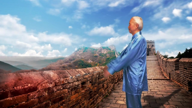 УПРАЖНЕНИЕ. Как наполнить себя БИОЭНЕРГИЕЙ. Мастер Ли Юн