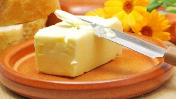 Как определить сливочное масло