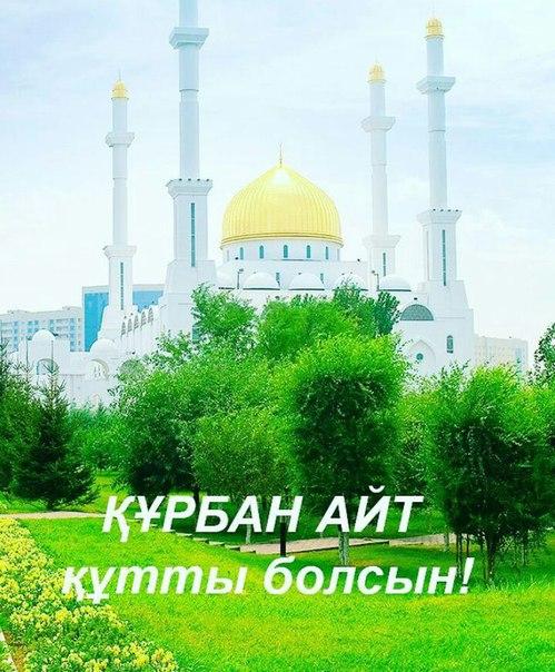 Поздравления на русском с курбан айт 41