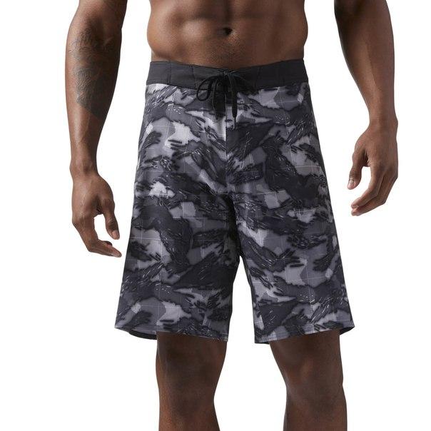 Спортивные шорты Reebok CrossFit Splash Camo