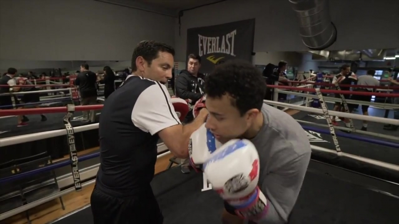 Tips for boxing in the ring from Tom Patti. Science of Victory