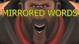TF2: Meet the Demoman but every word is mirrored - Demed ►Team Fortress 2 Meme◄