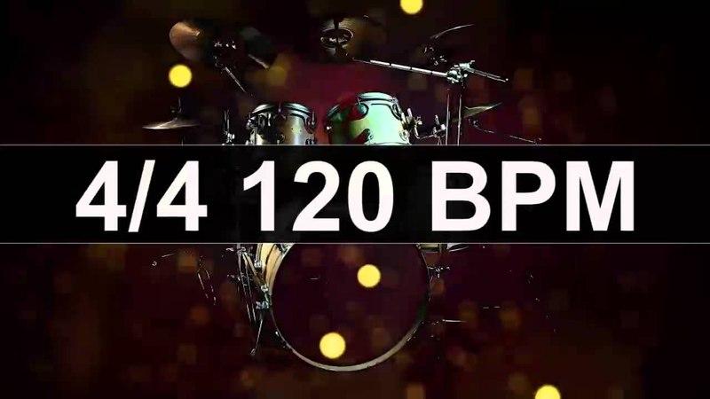 Drums Metronome 120 BPM