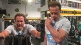 Arnold Schwarzenegger FULL Training 2016 , Q&ampA , Workout Tips