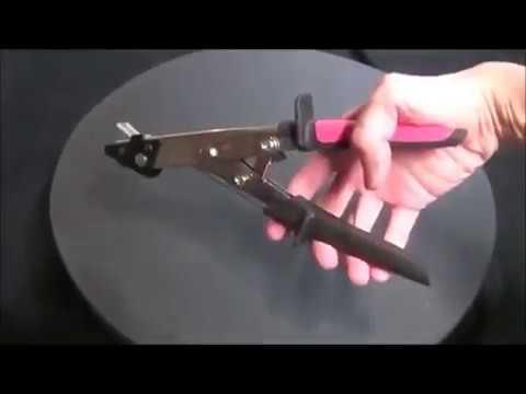Ножницы по металлу для резки профиля просечные ERDI BESSEY D24 (Германия)