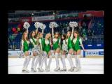 ICE GIRLS ХК Салават Юлаев Green HeartBreakers