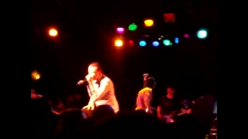 Chester Bennington Bullet W/Butterfly Wings (rat in a cage) 90's Camp Freddy 12-18-09