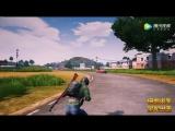 Геймплей мобильной версии PlayerUnknowns Battlegrounds - Army Assault Mobile