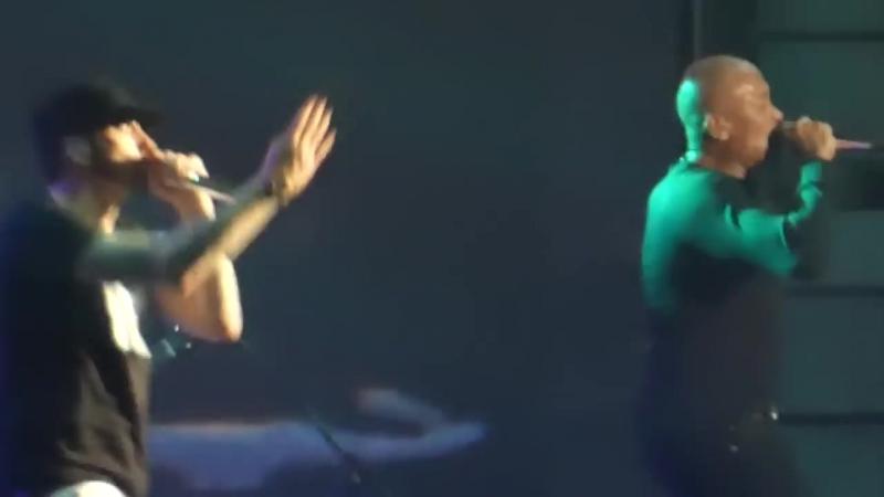 Eminem Dr. Dre (Dr. Dre Medley - California Love (Coachella Festival, Indio CA 4-15-18).mp4