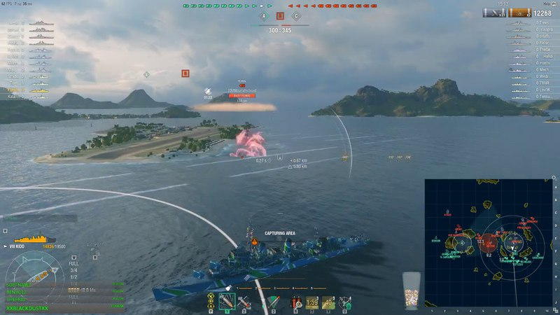 World of warships - AXIS vs ALLIES (On a VERY popular request I finally decided to go and try AXIS vs ALLIES. So in this video you'll see 12 random ppl vs 12 random ppl with the only)