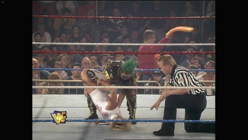 ро-04/03/95 | Булл Накано против Эландры Блэйз