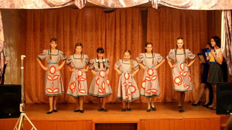 Танец Неделька на родительском собрании