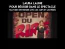 Laura Laune : Quand on a envie de réussir dans le milieu du spectacle, on a quand-même intérêt à bien s'entendre avec les juifs