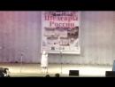 Макаевская Мирослава 5 лет Лауреат 1 степени на Всероссийском конкурсе чтецов Шедевры России