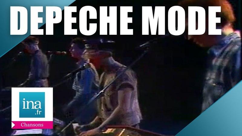 Depeche Mode - Just Can't Get Enough (L'écho des bananes 09-05-1982)