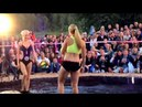 Womens Mud Wrestling - 2: Bayanlar çamur güreşi, Turkey, (Applications Storm)