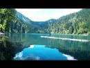 Поход на озеро Малая Рица гора Пшегишхва Гегский водопад Абхазия